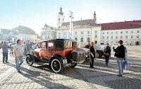20 de masini legendare se vor intrece la Sibiu Classic Challenge