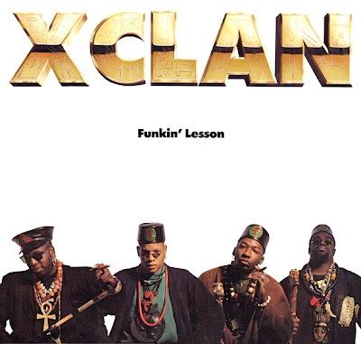 X Clan – Funkin Lesson (CDS Promo) (1990) (320 kbps)