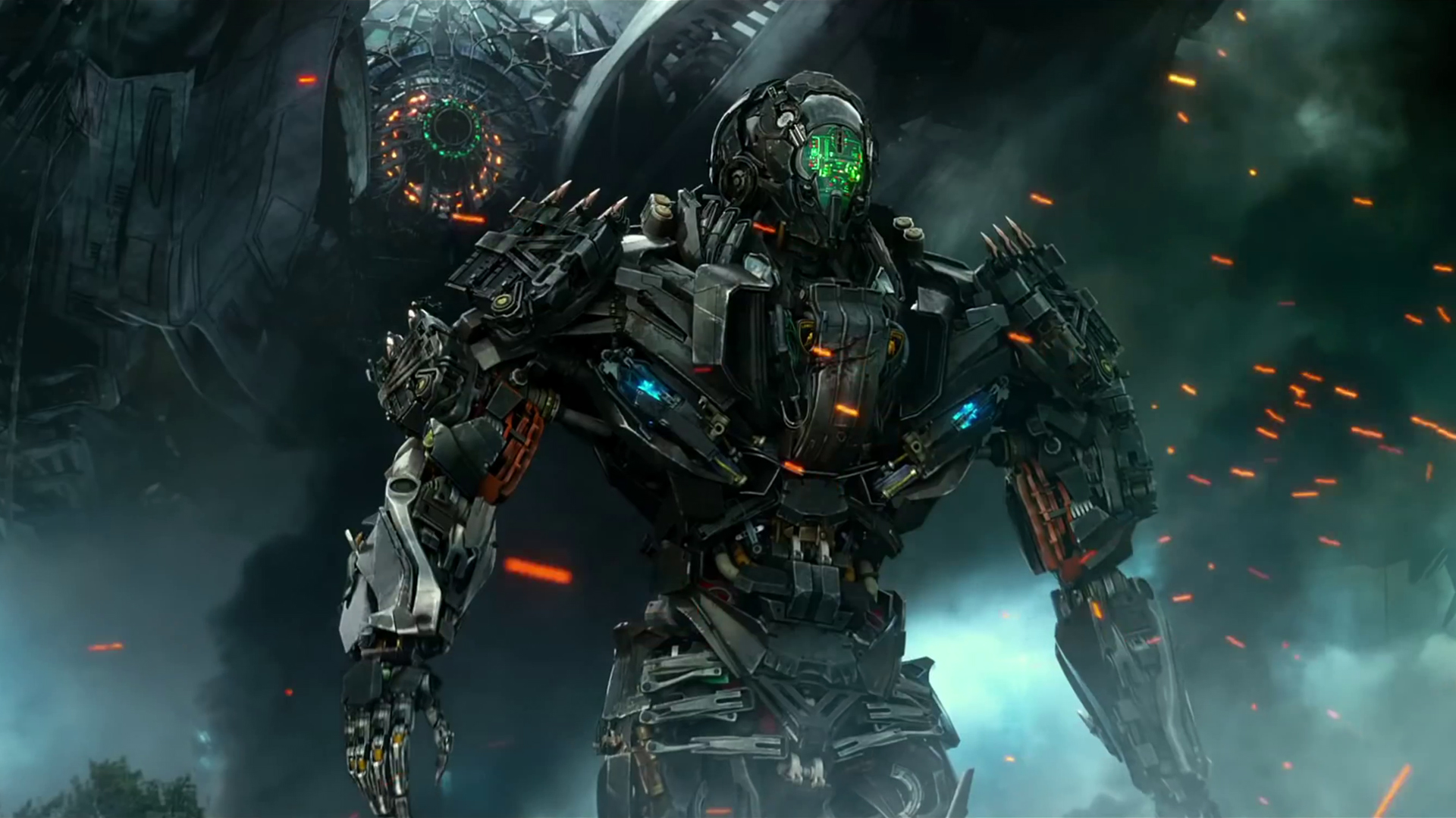 Lockdown Transformers Age Of Extinction 2014