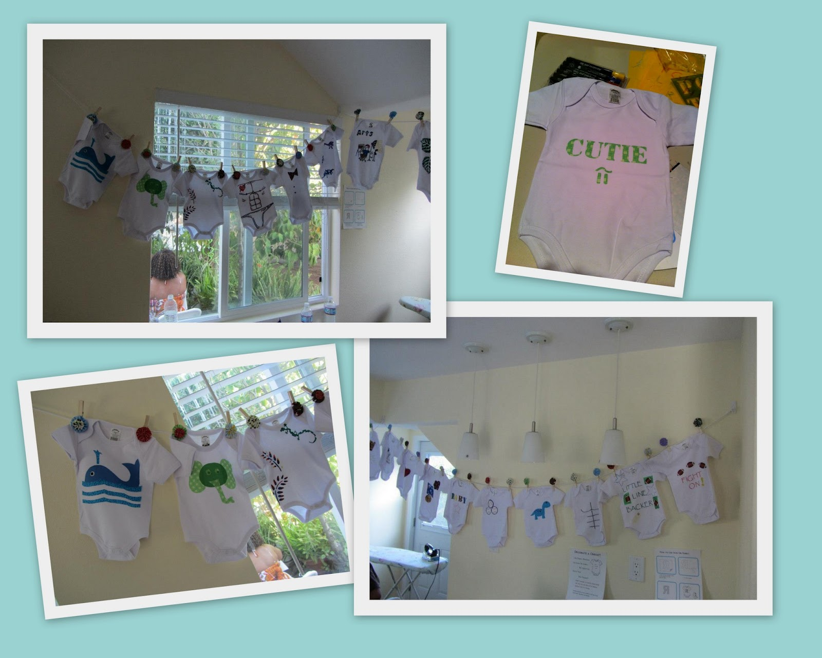 rad linc crafts oh baby hosting a baby shower