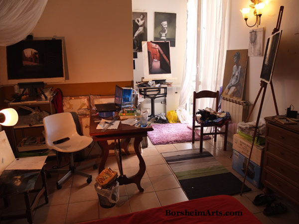 blog120711 120711 F005 KellyBorsheim ArtStudio FlorenceItaly Monitor Audio | Reviews