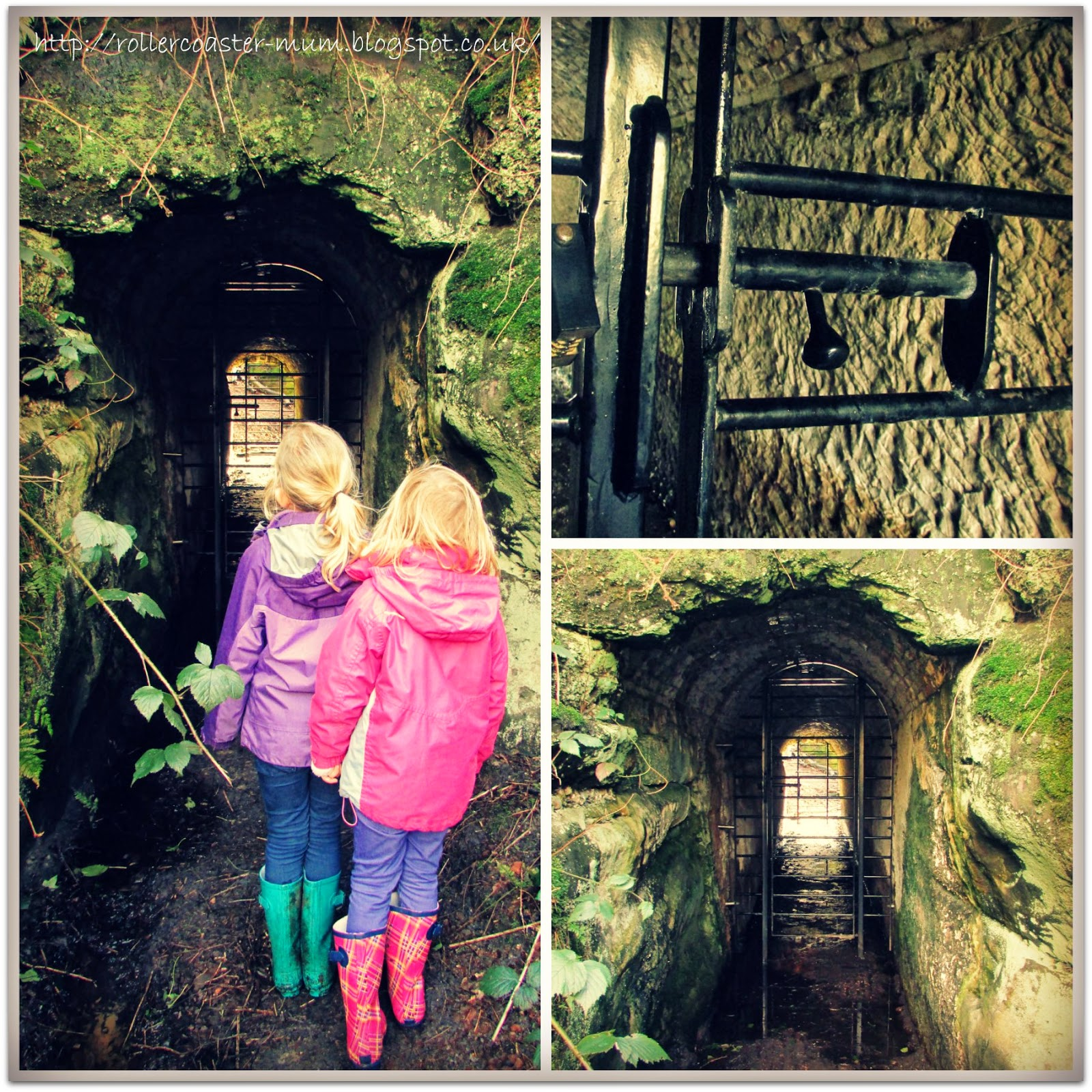 secret, locked tunnels, Woodland Trust