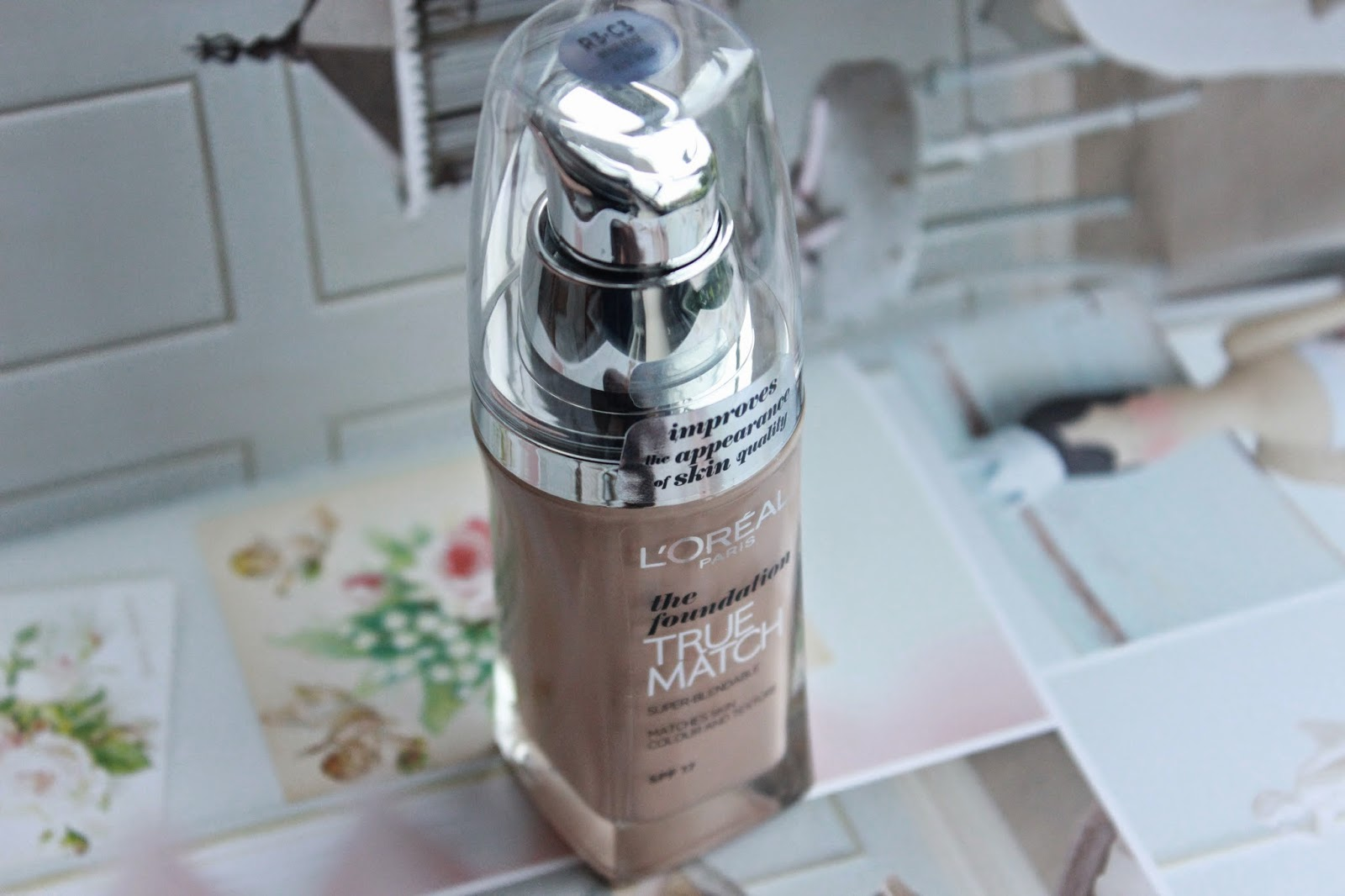 review ervaring full face l'oréal true match foundation