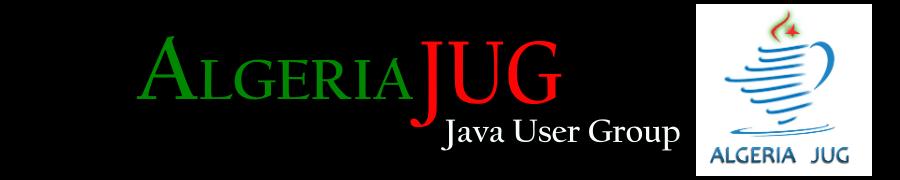 Le premier groupe d'utilisateurs java en Algérie