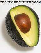 skin care for face avocado