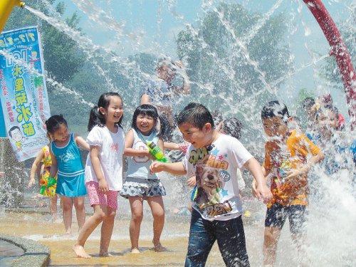 2012水里玩水節