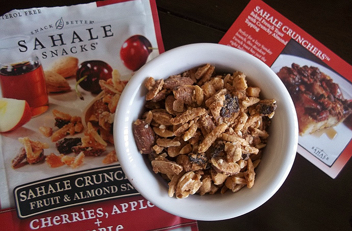 Sahale Cherry Apple Almond Crunchers