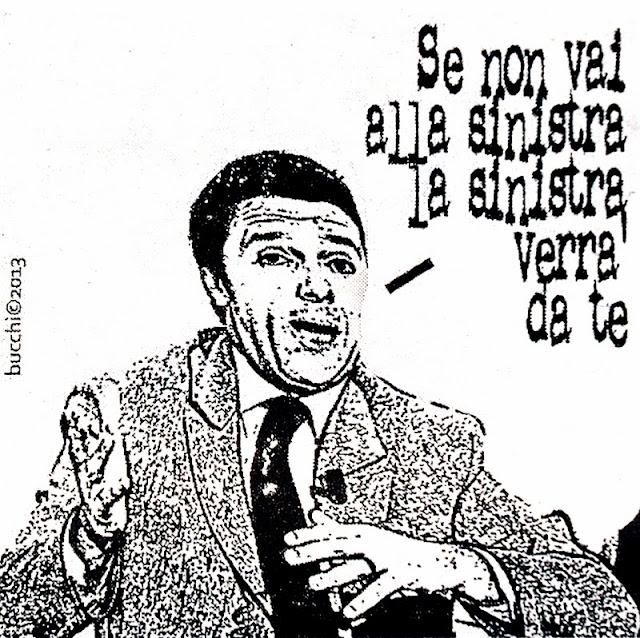 vignetta di Massimo Bucchi
