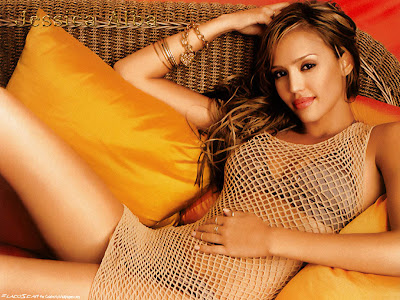 jessica alba wallpaper hot