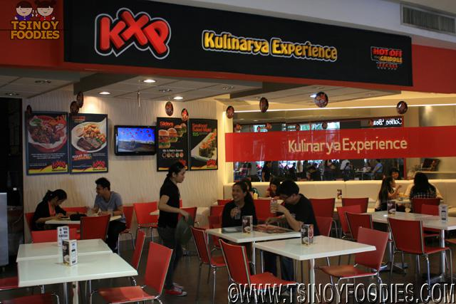 kxp kulinarya experience