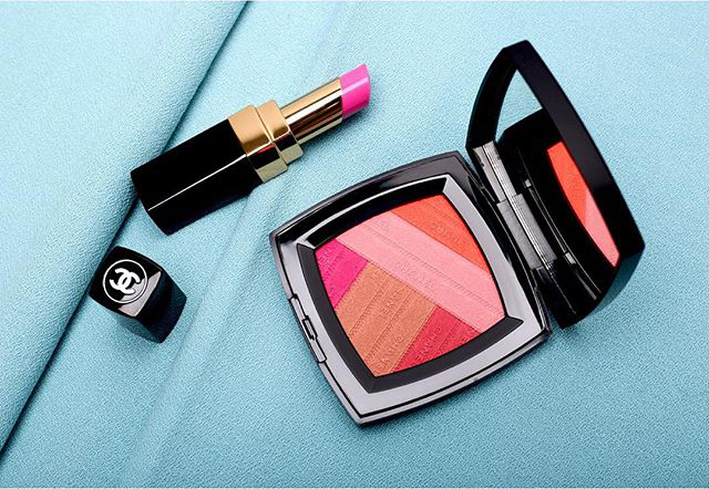 makeup chanel primavera