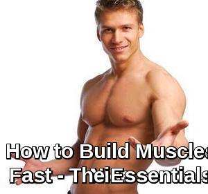 how skinny guys build muscle fast