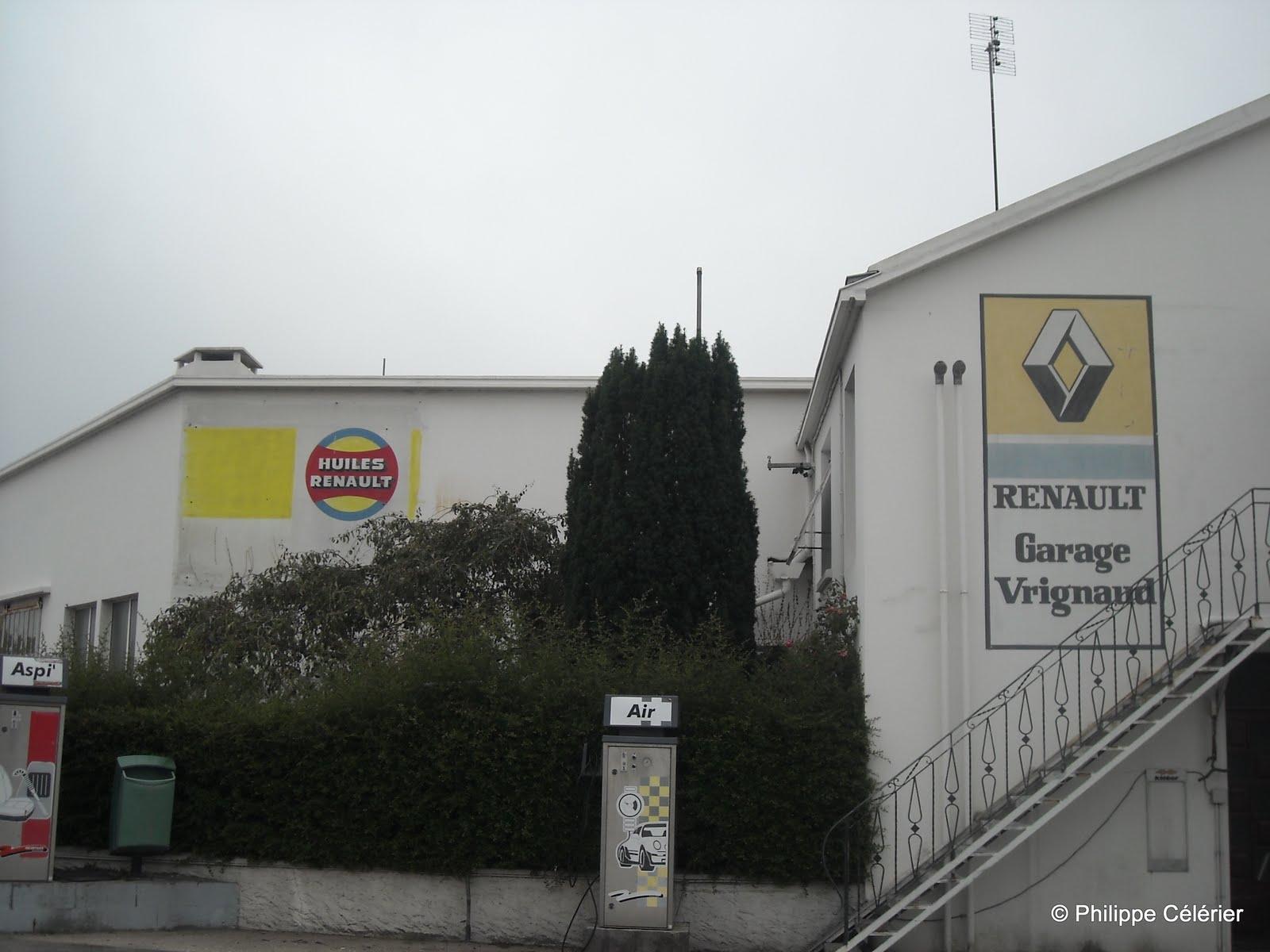 Les murs peints s 39 affichent cahier de vacances saint for Garage renault vendee