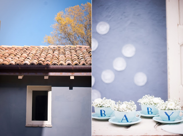 Decorazioni fai da te per un baby shower