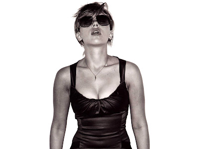 Scarlett Johansson Photo Wallpaper
