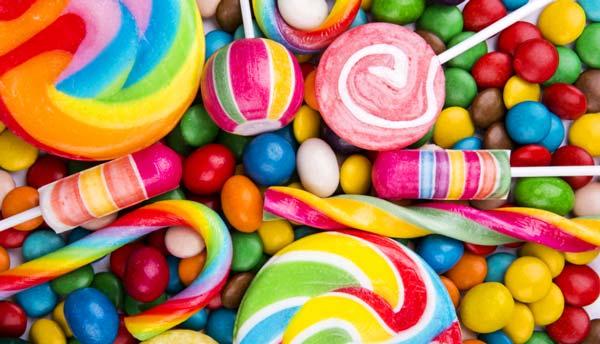 Сахарозаменители в сладостях