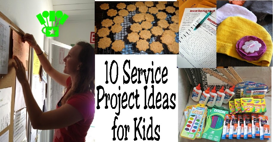 diy service projects
