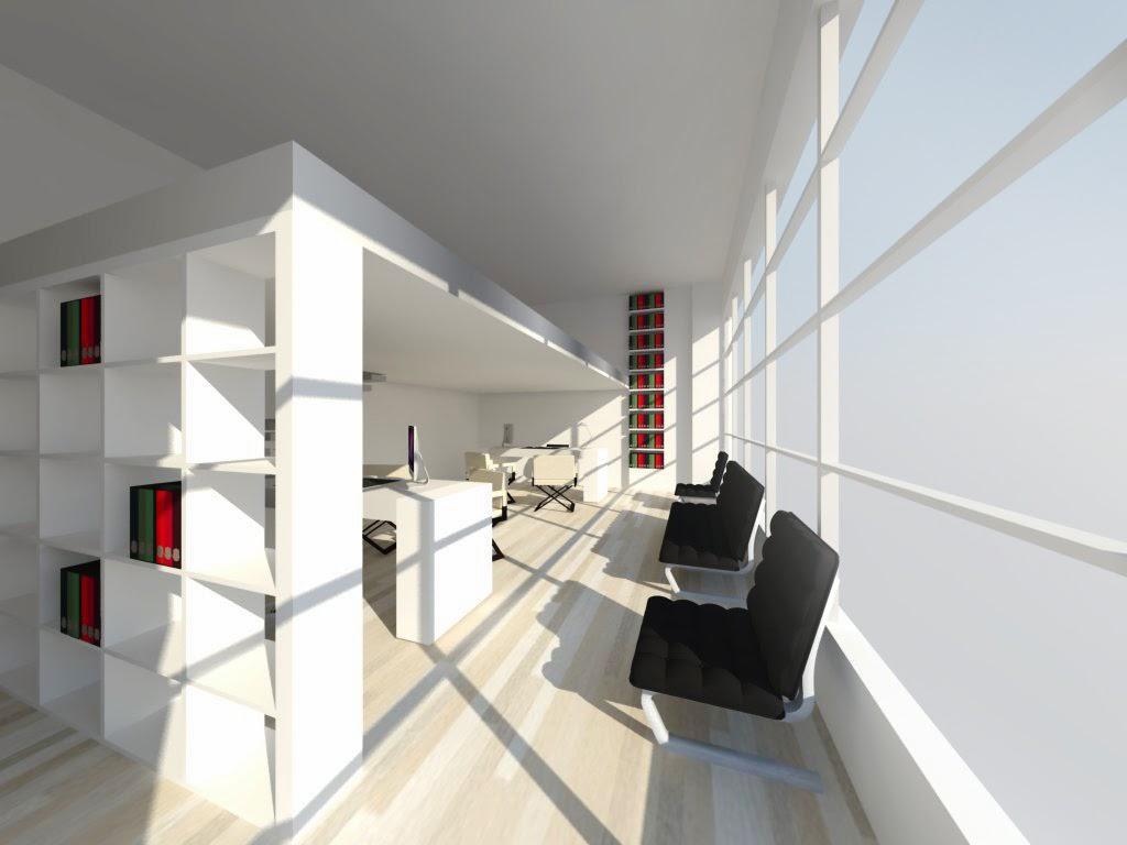 Ufficio dallo stile industriale concept for Ufficio design industriale