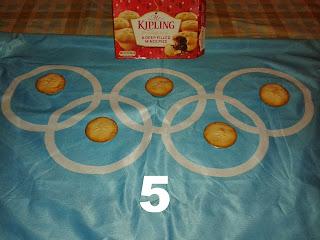 5 Mr Kipling Pies