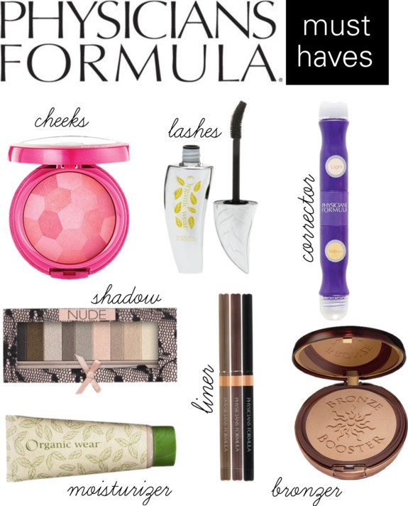 Physicians Formula Must Haves