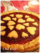 I FIORI DI LOTO .: Per San Valentino Crostata rustica con olio di oliva