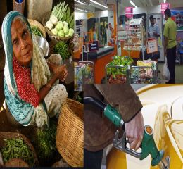 Food Inflation Eases Further At 10.63%, Still In Double-Digits