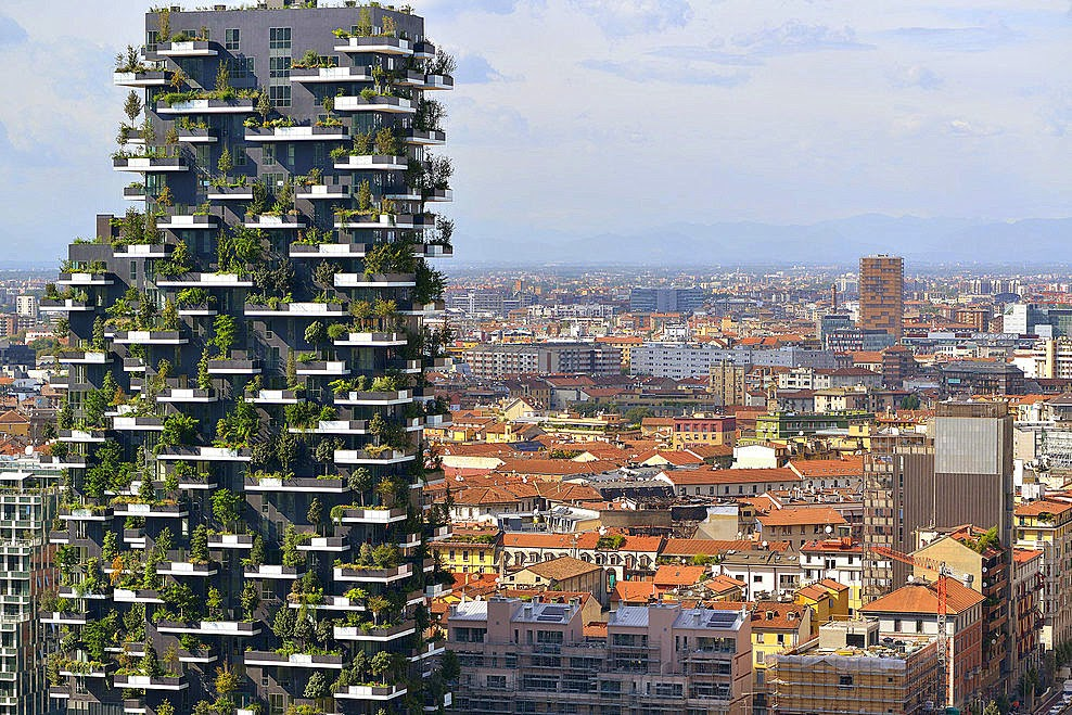 the flying tortoise bosco verticale milan 39 s residential forest in the sky. Black Bedroom Furniture Sets. Home Design Ideas
