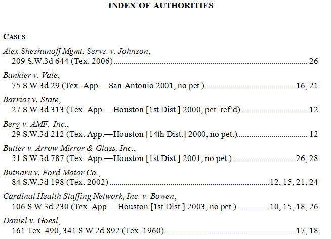 HBA Appellate Lawyer: AppellaTech: Automated Table of Authorities ...
