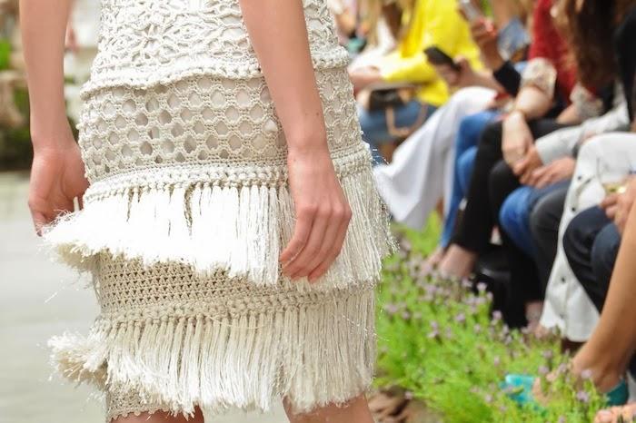 Yaz Koleksiyonu 2014 moda tasarımcısı Vanessa Montoro, dantelli giyimler,moda dantel,dantelleli moda giyim ,