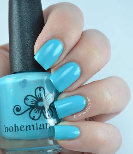 Bohemian Polish Birdie Hop