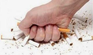cara membersihkan paru-paru dari asab rokok