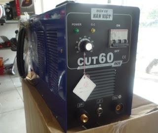 Hình ảnh máy cắt plasma Nam Hàn Việt Cut 60
