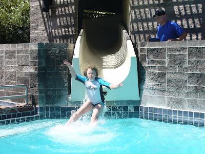 Phoenix Scottsdale Hyatt Regency pool