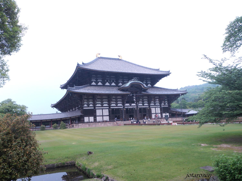 Footsteps - Jotaros Travels: Sites : Todaiji Temple, Nara ...