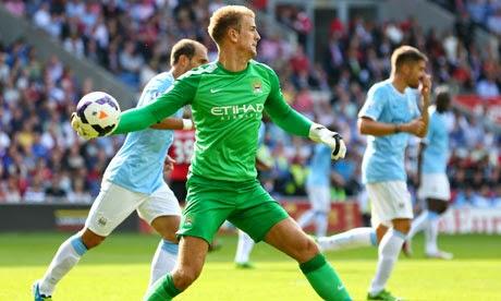 Hart: Saya ingin mengakhiri karir saya di Manchester City