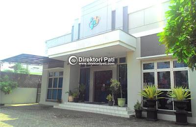 Kantor Badan Pusat Statistik (BPS) Kabupaten Kota Pati