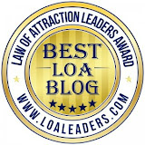 Thank you! Thank you! LuckyLady711 is a Best LOA Blog Award Winner