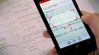 Memecahkan Masalah Matematika hanya dengan mengambil Gambar via Android