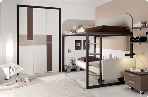 Decoraci n de interiores y exteriores habitaci n juvenil 3 for Vinilos habitacion juvenil chico