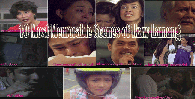 The 10 Most Memorable Scenes of Ikaw Lamang: The Successful and Unforgettable Twist