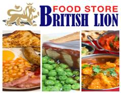 British Food in BALCHIK Bulgaria
