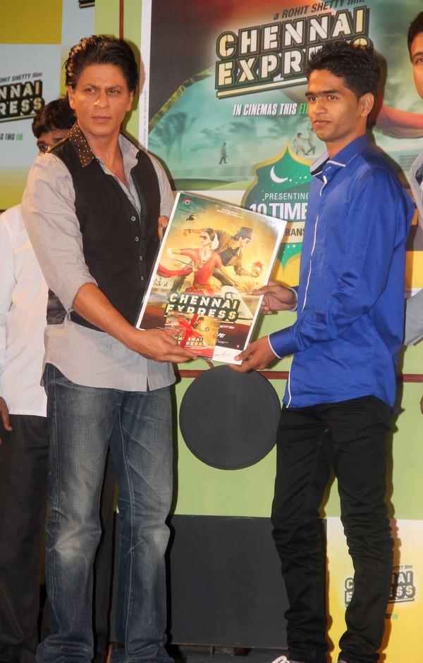 Chennai Express Promotion