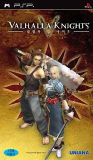 Free Download Game Valhalla Knights psp iso Full Version Gratis Unduh Dijamin Work ZGASPC