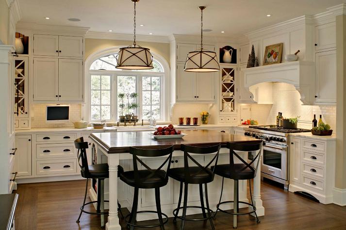 mix and chic: beautifully inspiring designer kitchens!