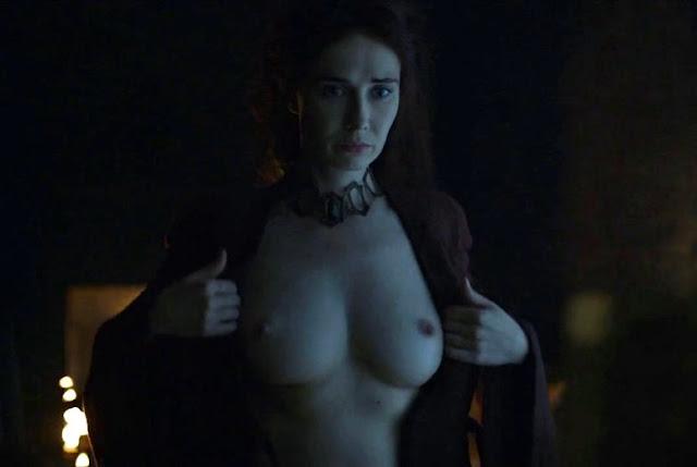 japanese housewives: Carice van Houten Nude Game of Thrones
