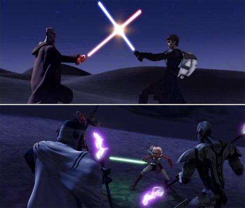 Worksheet. El Tipo de la Brocha Star Wars The Clone Wars 2008