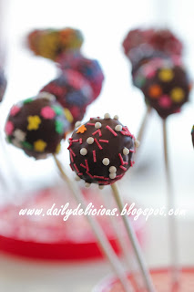 Vanilla Cake Pops Recipe Easy
