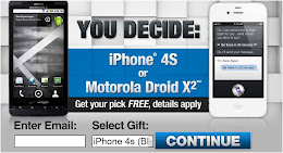 Motorola or iPhone 4?