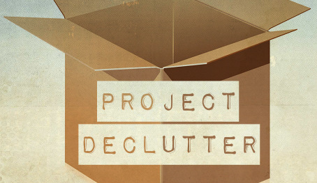 De-Clutter January