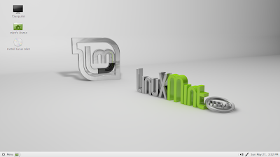 review Linux Mint 13 MATE